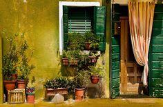 Burano, Italy�s Technicolor Town