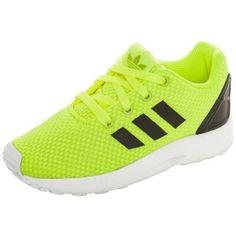 Trendy Adidas originals zx flux sneaker kinderen (Meerdere kleuren) Sneakers van het merk adidas originals voor Kinder . Uitgevoerd in Meerdere kleuren gemaakt van Mesh|rubber|synthetisch materiaal.