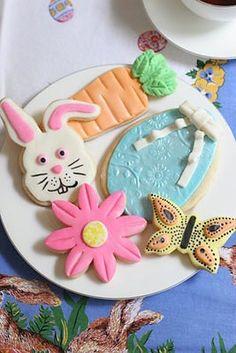 Sugestões de gostosuras para enfeitar a mesa da Páscoa