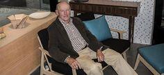Tony Parker Australian designer and former owner of Parker furniture