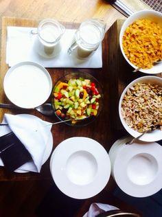 Leckeres Familienfrühstück bei der #TGLE Berlin von Olivenöle aus Spanien