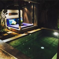 下一秒就丟滿飲料啦 #happytime. Courtesy of @mmasa1222 in #Instagram. #pulauboutiquevillas #villas #bali #seminyak #plunge #pool