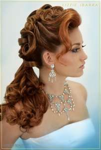 hair wedding hair styles emaricrystel on 9407