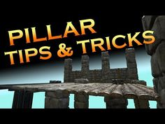 Ark how to place a pillar in the corner building trick update ark survival evolved pillar tips tricks by fresonis malvernweather Gallery