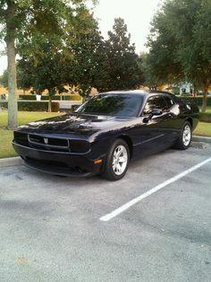 Dodge Challenger, Decepticon Angle