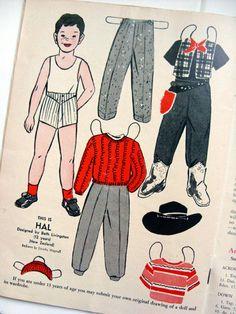 Wee Wisdom Magazine December 1950 Christmas noel by DHBooksellers
