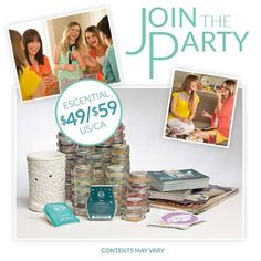 Tomorrow is the last day to join #Scentsy with our all-new, limited-edition $49 US/$59 CAN Starter kit! BIG things are coming this season and you do not want to miss your chance to be part of it! YOU can join at... https://jenniferlynnmcmahan.scentsy.us/enrollment/join