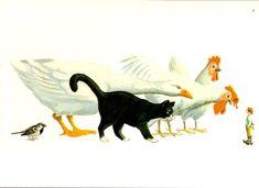 Nils Holgersson  Illustration von Lars Klinting