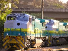 Novas locomotivas para as ferrovias brasileiras - Page 4 - SkyscraperCity