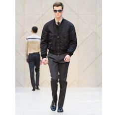 Men's Fitness Spring Style Guide: Bomber Jackets