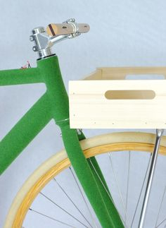 Supergreen, le fixie gazon design de Swabdesign  !