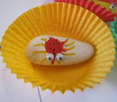 Rock bugs! How to make your own!
