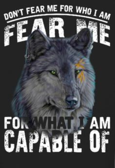 Save Gray Wolf, buy quality products and provide wolf sanctuary! Wisdom Quotes, True Quotes, Great Quotes, Motivational Quotes, Inspirational Quotes, Movie Quotes, Wolf Qoutes, Lone Wolf Quotes, Wolf Spirit