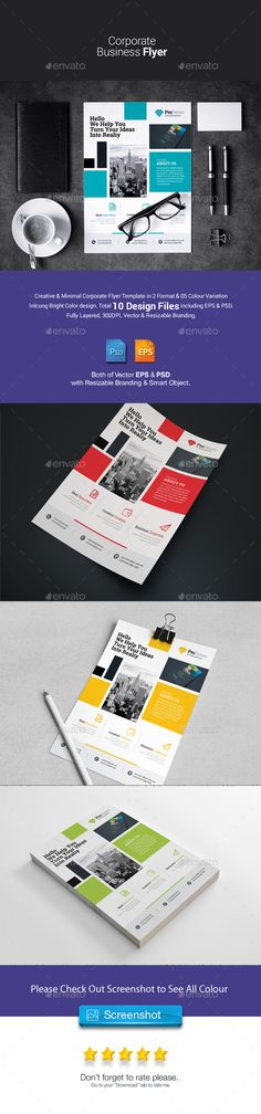 Buy Corporate Flyer by DreamLab-bd on GraphicRiver. Corporate Flyer print dimension with bleeds. Well Layered Organised PSD and EPS Files, CMYK , Prin. Corporate Flyer, Corporate Business, Psd Flyer Templates, Text Fonts, All The Colors, Branding, Flyers, Creative Design, Coaching