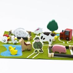Farm Toys Archives - Toys and Games IrelandToys and Games Ireland Wooden Car, Farm Toys, Travel Toys, Home Gifts, Winnie The Pooh, Board Games, Tin, Improve Yourself, Ireland