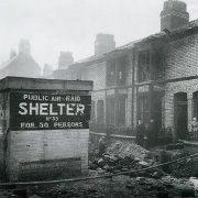 Liverpool during the war