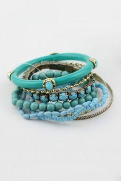 Retro Bracelet Set $18