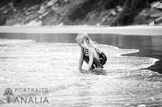 Photography by Portraits by Analia  #children #family #photo #picture #Oregon #coast #b #shore #girl