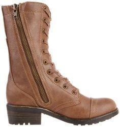 Dollhouse Women's Combat Boot: Shoes