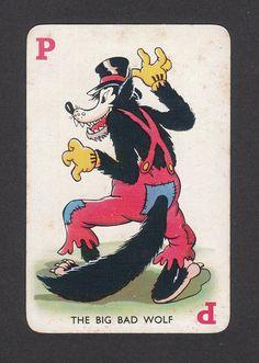THE BIG BAD WOLF............1938......SOURCE EBAY......