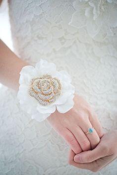 Wedding Hair Accessories Silver Crystal and Pearl Hair Comb Bridesmaid #168