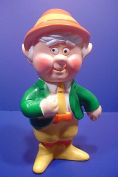 "1970's ""ERNIE"", the KEEBLER ELF Toy For Keebler Cookies"
