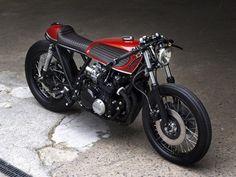 Kawasaki KZ650 Cafe Racer (4)