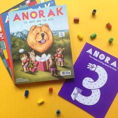 Anorak Bundle. http://www.anorakmagazine.com/shop/
