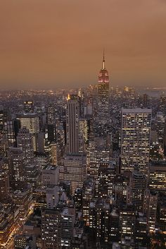 New York City skyline Nyc At Night, Night City, New York Night, New York Life, Nyc Life, City Aesthetic, Travel Aesthetic, City Vibe, New York City Travel
