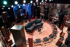 Take A Look At The Most Expensive Home Theater In The World: the Kipnis Studio Standard (KSS)™ - Ultimate Home Theater!    http://www.kipnis-studios.com/The_Kipnis_Studio_Standard/Kipnis_Home_Theaters.html
