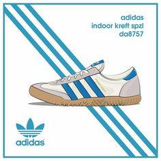 adidas Indoor Kreft Spezial adiart.. Vintage Adidas, Sport Wear, Adidas Originals, Adidas Sneakers, Kicks, Fanart, Indoor, Urban, Facebook