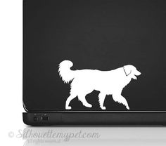 Estrela Mountain Dog Silhouette by silhouetteMypet  I love this !  I have this on my truck!  I have the Podengo Pequeno one also !   So cool