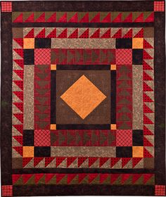 Pattern: Jake's Quilt Pattern at The Pine Needle