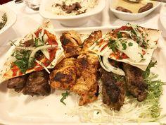 Une excellente adresse parisienne pour profiter de la délicieuse gastronomie libanaise !