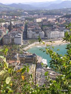 San Sebastián-Donostia An amazing city offering amazing food and wine, beaches, surfing, shopping and just the right wibe which very few cities in the world have.