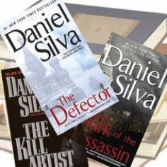 Daniel Silva Books In Order Of Publication