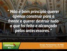 Palavras do Grupo Parlamentar do Partido Social Democrata no Debate do Orçamento do Estado para 2016 na Especialidade com a Ministra da Presidência e da Modernização Administrativa. #PSD #acimadetudoportugal