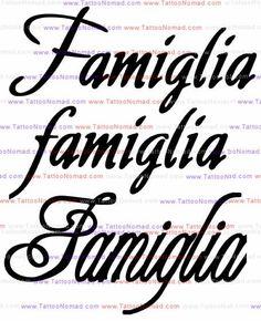 italian tattoos - Google Search