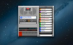 TapeDeck for Mac