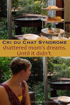 When her baby was diagnosed with Cri du Chat Syndrome this mom's dreams were shattered. And then she realized they weren't! Read how an afternoon tea helped her see her daughter. Little Baby Girl, Little Babies, Shattered Dreams, Chat Board, Afternoon Tea, Coffee Shop, Daughter, Cri Du Chat, Coffee Shops