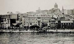 Karaköy, 1916 yılı.