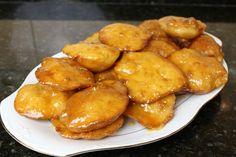 Buena cocina mediterranea: Tortas de la abuela