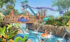 NewsPlusNotes: Aquatica San Diego Sets Opening Date + New Concept Art