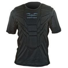 Play more confidently in a Valken Paintball Impact Chest Protector! The Impact Chest Protector is worn under your jersey or playing top to protect your torso while still allowing freedom of movement. Tactical Wear, Tactical Clothing, Tactical Pants, Airsoft Girls, Paintball Gear, Cyberpunk Fashion, Body Armor, Mens Activewear, Black Tops
