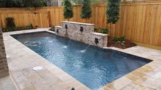 A happy customer of Abadie Pools of New Orleans