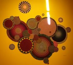 xenobia bailey | Xenobia Bailey at the Fuller Craft Museum