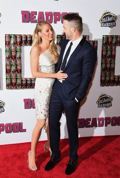 Blake Lively And Ryan Reynolds Redefine Relationship Goals At Deadpool Fan Event