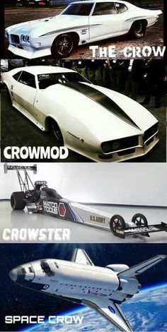 The CROWMOD is the The Crows replacement