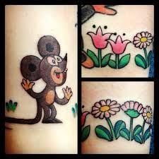 krtek tattoo - Google Search