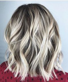This is  Color by @ohsowavybaby  #hair #hairenvy #hairstyles #haircolor #blonde #balayage #highlights #newandnow #inspiration #maneinterest